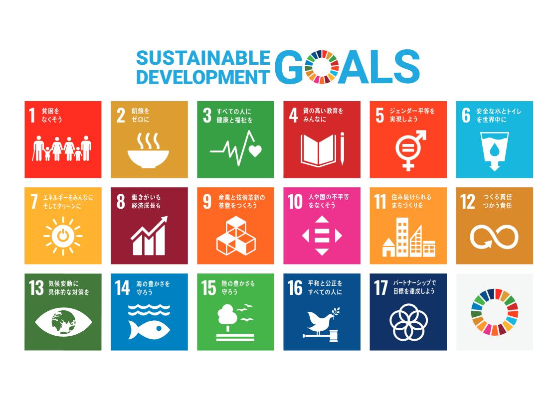 株式会社コマキは持続可能な開発目標を支援しています。